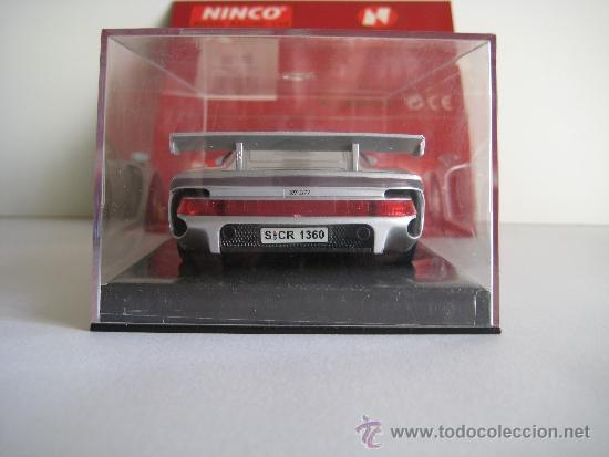 Slot Cars: Ninco - Porsche 911 gt1 roadcar - Foto 4 - 38554970