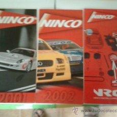 Slot Cars: -LOTE PUBLICIDAD NINCO. Lote 38877089