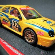 Slot Cars: SUBARU IMPREZA WRC CATALUNYA LIMITED EDITION NINCO NUEVO. Lote 40285075