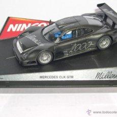 Slot Cars: MERCEDES CLK GTR ED LIM MILLENIUM 2000. Lote 40915091