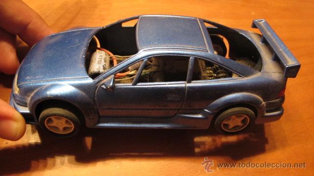 Slot Cars: CURIOSO COCHE DE NINCO - OPEL CALIBRA - TUNEADO - VER 5 FOTOS - ... R-2499 - Foto 2 - 42700250