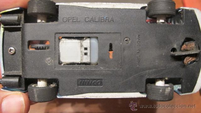 Slot Cars: CURIOSO COCHE DE NINCO - OPEL CALIBRA - TUNEADO - VER 5 FOTOS - ... R-2499 - Foto 5 - 42700250