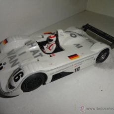 Slot Cars: SLOT CAR NINCO - BMW V12 LMR . Lote 43168067