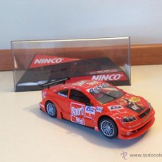 Slot Cars: OPEL ASTRA V8 DTM NINCO. Lote 45132939