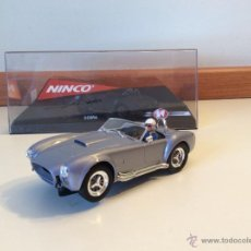 Slot Cars: AC COBRA DE NINCO. Lote 45133550