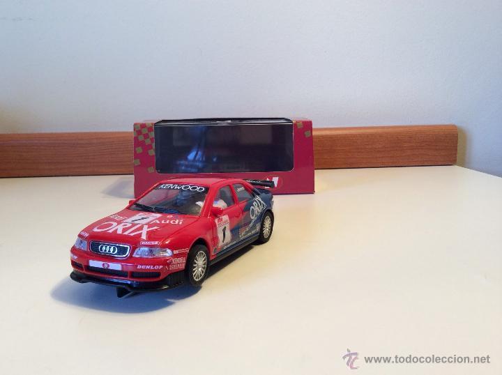 Slot Cars: Audi A4 ninco - Foto 2 - 45693920
