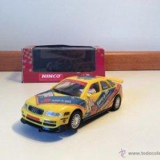 Slot Cars: AUDI A4 DE NINCO. Lote 45693979