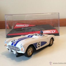 Slot Cars: CHEVROLET CORVETTE DE NINCO. Lote 45735333