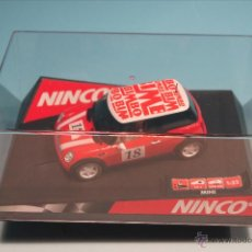 Slot Cars: SLOT NINCO MINI BIMBO. Lote 46427871