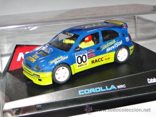 COROLLA CATALUNYA COSTA BRAVA 2000 REF. 50202 (Juguetes - Slot Cars - Ninco)