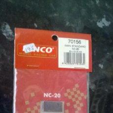 Slot Cars: NINCO IMAN STANDARD NC-20 REFERENCIA 70156. Lote 47870965