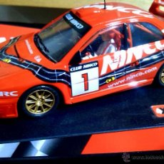 Slot Cars: SUBARU WRC CLUB NINCO. Lote 50546219