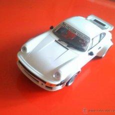 Slot Cars: PORSCHE 911 BLANCO NINCO ED SUPER LIMITADA. Lote 50549644
