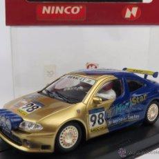 Slot Cars: RENAULT MEGANE ED LIM RACC 1998. Lote 50796614
