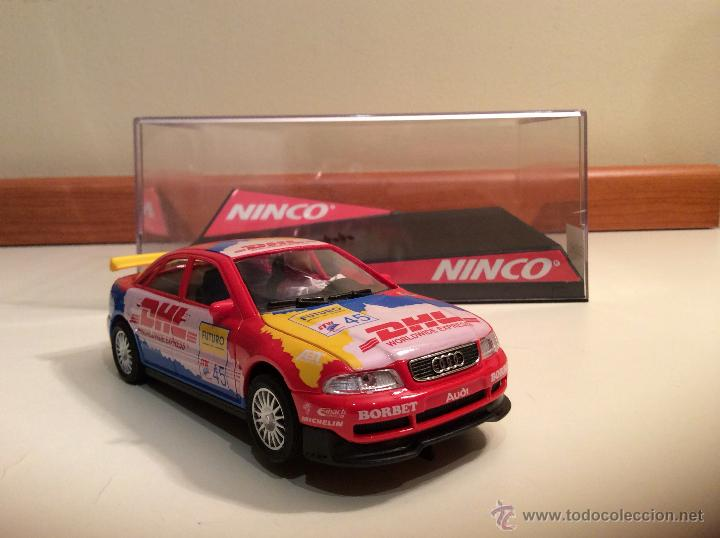 AUDI A4 NINCO (Juguetes - Slot Cars - Ninco)
