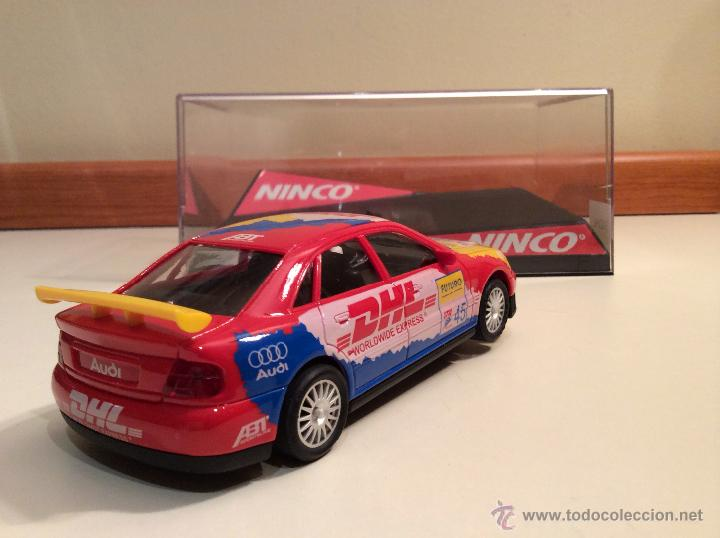 Slot Cars: Audi A4 Ninco - Foto 2 - 101212999