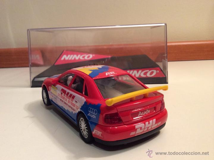 Slot Cars: Audi A4 Ninco - Foto 3 - 101212999