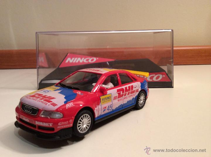 Slot Cars: Audi A4 Ninco - Foto 4 - 101212999