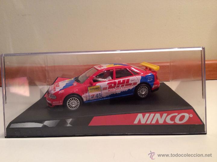 Slot Cars: Audi A4 Ninco - Foto 5 - 101212999