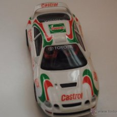 Slot Cars: TOYOTA CELICA GT FOUR MADE IN SPAIN. Lote 54144475