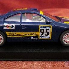 Slot Cars: NINCO - TOYOTA CELICA GT FOUR - REF 50118 - RALLYE CATALUÑA COSTA BRAVA 1995 - SIN ESTRENAR. Lote 54723596