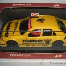 Slot Cars: MERCEDES AMG DE NINCO REF.-50107 DORSAL Nº15. Lote 54947361