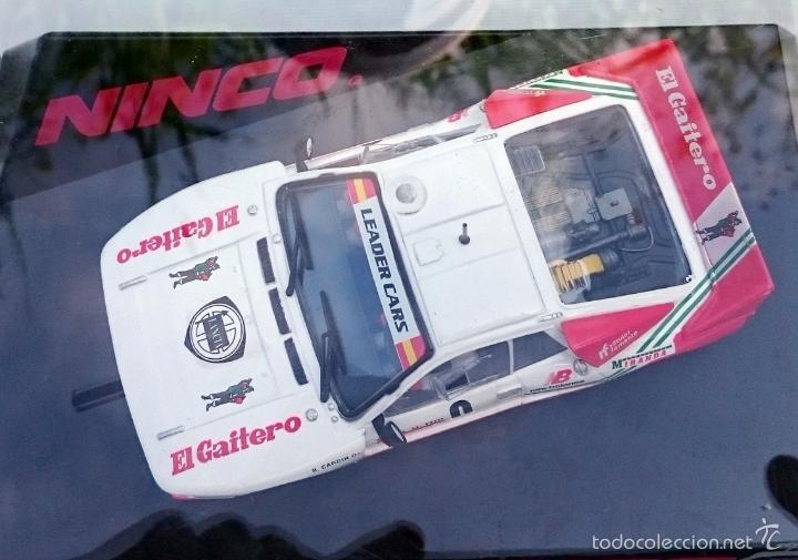 Slot Cars: NINCO SLOT R 50618 LANCIA 037 EL GAITERO COMPETICIÓN B CARDIN SUBIDA AL FITO 2007 N 0 / PRECINTADO - Foto 5 - 56216350