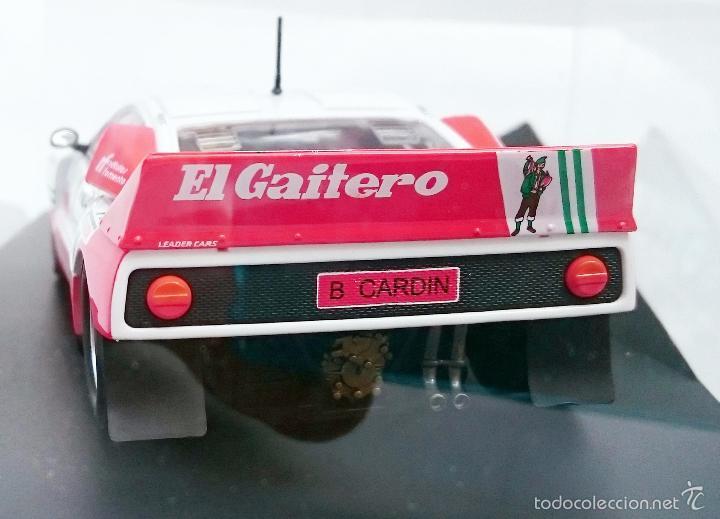 Slot Cars: NINCO SLOT R 50618 LANCIA 037 EL GAITERO COMPETICIÓN B CARDIN SUBIDA AL FITO 2007 N 0 / PRECINTADO - Foto 9 - 56216350