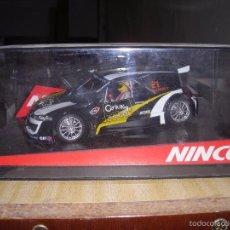 Slot Cars: NINCO MEGANE,NUEVO EN CAJA. Lote 57267833