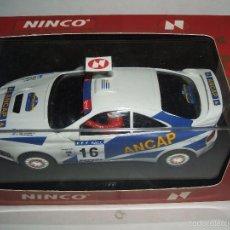 Slot Cars: TOYOTA CELICA ANCAR DE NINCO REF.-50120. Lote 57634152