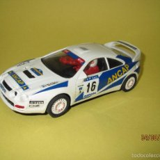 Slot Cars: ANTIGUO TOYOTA CELICA GT FOUR ANCAP DE NINCO MADE IN SPAIN. Lote 58474900
