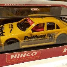 Slot Cars: AMG MERCEDES C-KLASSE NINCO REF. 50107. Lote 60705727