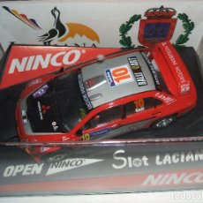 Slot Cars: MITSUBISHI LANCER WRC II OPEN SLOT LACIANA EDICION LIMITADA PREMIO TROFEO PILOTO REF.-50378. Lote 61870764