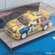 Slot Cars: SEAT CÓRDOBA WRC 99 ROVANPERA. REF: 50183. Lote 66758138