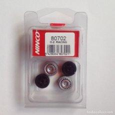 Slot Cars: NINCO - 80702 - X4 LLANTAS OZ RACING - NUEVO A ESTRENAR. Lote 139658708