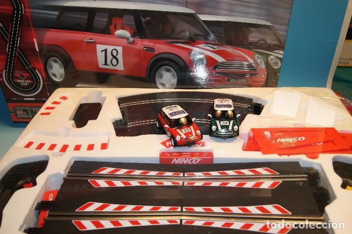 MINI NINCO 20115 EAGLE SNACKS CIRCUITO EN CAJA (Juguetes - Slot Cars - Ninco)