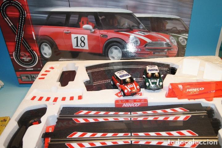 Slot Cars: MINI NINCO 20115 EAGLE SNACKS CIRCUITO EN CAJA - Foto 2 - 70486957