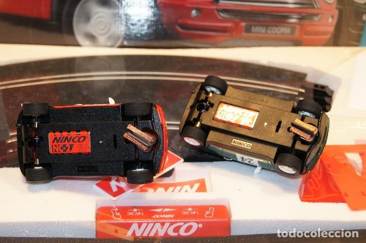 Slot Cars: MINI NINCO 20115 EAGLE SNACKS CIRCUITO EN CAJA - Foto 4 - 70486957