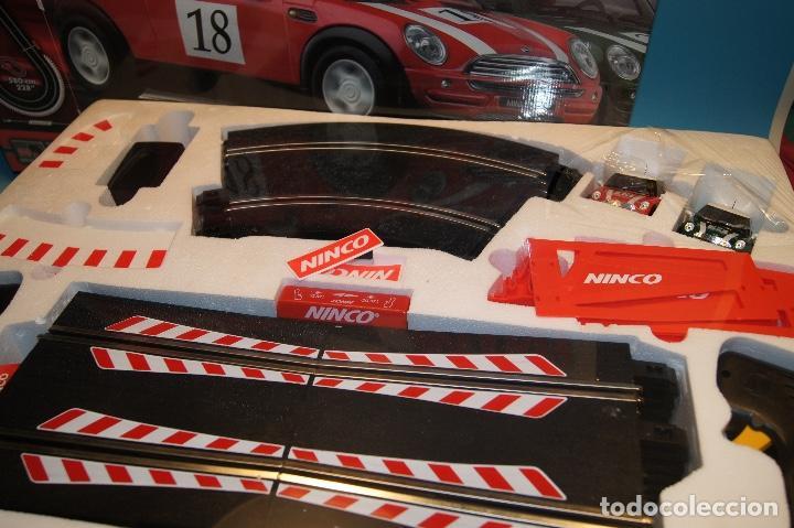 Slot Cars: MINI NINCO 20115 EAGLE SNACKS CIRCUITO EN CAJA - Foto 5 - 70486957