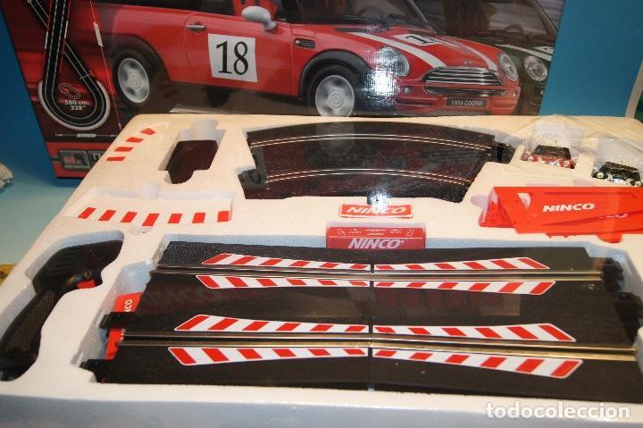 Slot Cars: MINI NINCO 20115 EAGLE SNACKS CIRCUITO EN CAJA - Foto 6 - 70486957