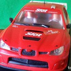 "Slot Cars: SUBARU IMPREZA WRC 2006 ""MAS SLOT"" DE NINCO REF 50434. Lote 72774003"