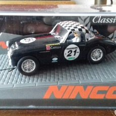 Slot Cars: NINCO CLASSIC AUSTIN HEALEY HARDTOP LM CLASSIC. Lote 101484080