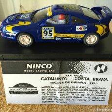 Slot Cars: NINCO TOYOTA CELICA RACC'95. Lote 79283181