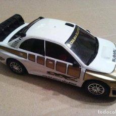 Slot Cars: NINCO 50388 SUBARU IMPREZA 2006 TUNING - MOTOR NINCO NC6 CRUSHER. Lote 155598733