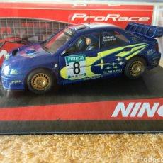 Slot Cars: NINCO SUBARU WRC NEWZEALAND'03 PRORACE. Lote 80044887