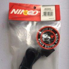 Slot Cars: NINCO - 40305 - CABLE PROLONGADOR MANDO N DIGITAL - NUEVO A ESTRENAR. Lote 182725845