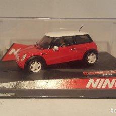 Slot Cars: COCHE SLOT - NINCO - MINI COOPER - 50275. Lote 80470701