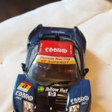 Slot Cars: NINCO HONDA NSX MUGEN REF 50423 LEER DESCRIPCION. Lote 86252684