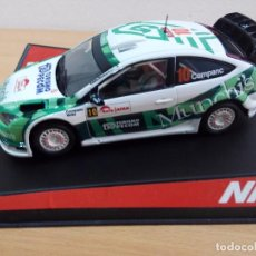 Slot Cars: FORD FOCUS MUNCHI'S 06. Lote 89351610