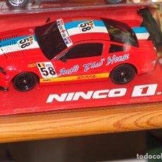 Slot Cars: FORD MUSTANG DE NINCO NUEVO A ESTRENAR. Lote 87665412